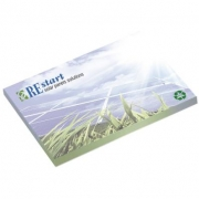 BIC® 101 mm x 75 mm 25 Sheet Adhesive Notepads Ecolutions®