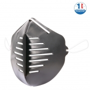 Masque lavable Aquila Made in France