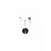 Cable 2 In 1 Lightning Et