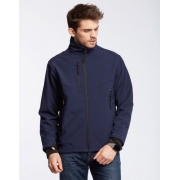 VOLCANO / SOFTSHELL HOMME 3 COUCHES