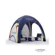 U-TENT 300 / TENTE GONFLABLE 3X3M