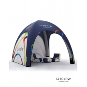 U-TENT 400 / TENTE GONFLABLE 4X4M
