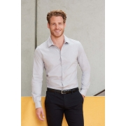 CHEMISE HOMME STRETCH MANCHES LONGUES