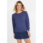 SWEAT-SHIRT FEMME FRENCH TERRY