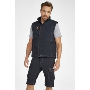 BERMUDA UNICOLORE WORKWEAR HOMME