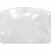 Porte-badge transparent ID1.M