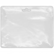 Porte-badge transparent ID 6